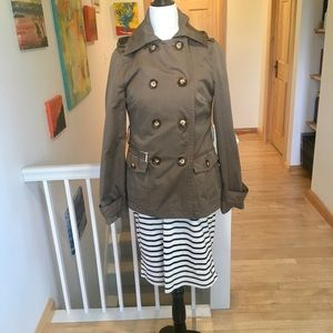 Michael Kors rain jacket.